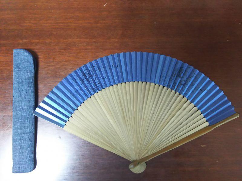 京都の扇子